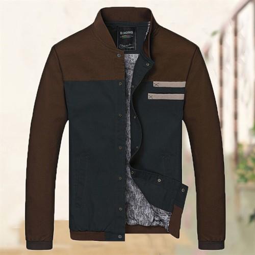 Áo khoác cổ bóng chày cotton cao cấp BHG