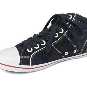Giày Levi's nam màu đen cao cổ