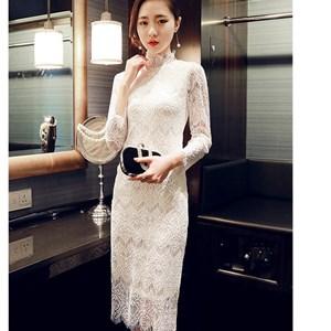 Váy ôm cách điệu phong cách Hàn Quốc RJSTORY