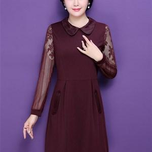 Váy ren tay trung niên Sunny