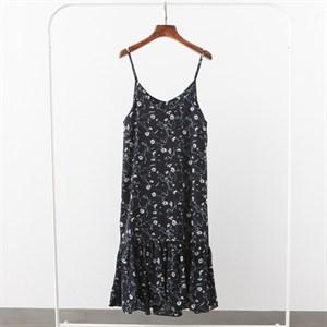 Váy đuôi cá hoa nhí kiểu Nhật Morri