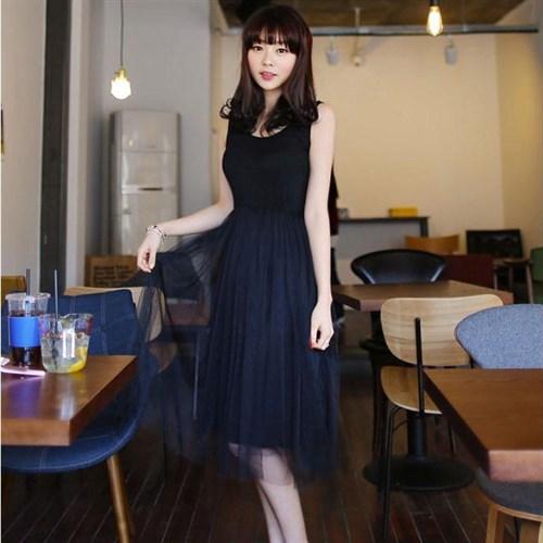Váy teen phủ ren Style