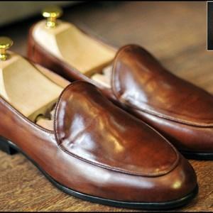 Giày da nam Westman W001