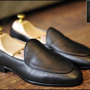 Giày da nam Westman W0092 đen