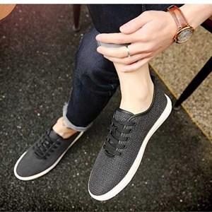 Giày vải nam USY (Màu đen size 42)