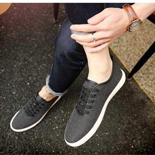 Giày vải nam USY (Màu đen size 43)