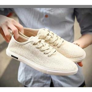 Giày vải nam USY (Màu be size 41)