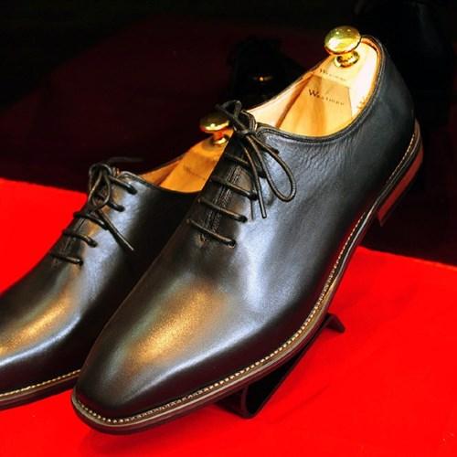 Giày da nam Westman W0020 (Màu đen)