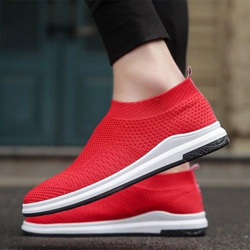 Giày thể thao nam Summer (Màu đỏ)