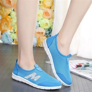 Giày lưới thể thao nữ FDR (Màu xanh)