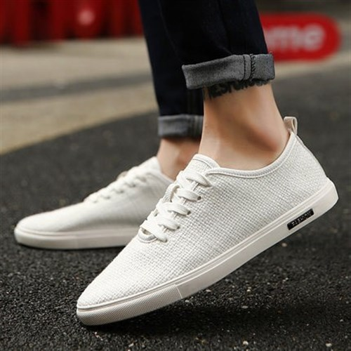 Giày vải nam USY (Màu be size 42)