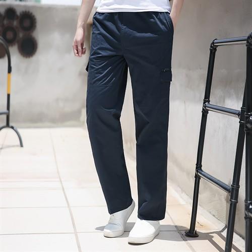 Quần kaki nam trung niên Tourez - Xanh đậm