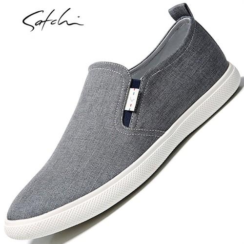 Giày vải nam Satchi