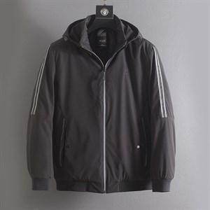 Áo khoác nam DECORAT - Màu đen