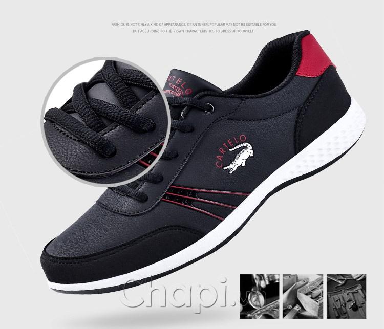 Giày thể thao nam Cartelo - 5