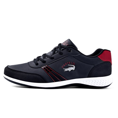 Giày thể thao nam Cartelo cá tính - Đen 42