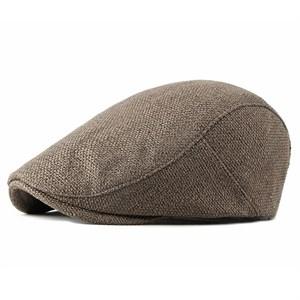 Mũ beret nam LAUREN - Màu Kaki
