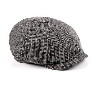 Mũ nồi bát giác nam CEQ - Màu xám