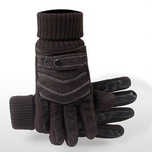 Găng tay da nam TAIROU - Màu nâu