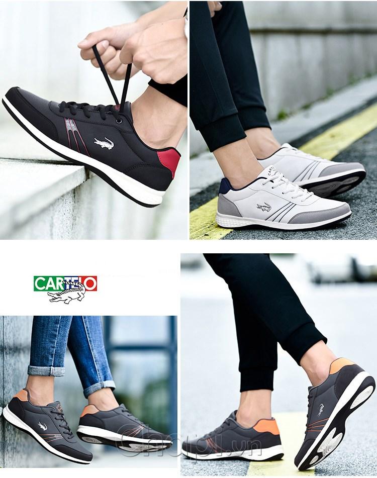 Giày thể thao nam Cartelo - 1