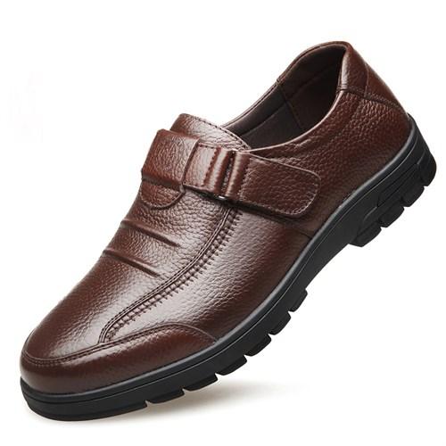 Giày da nam trung niên GDD