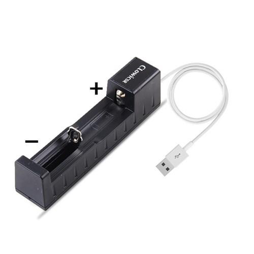Bộ sạc pin cổng USB đa chức năng CLOWICSR