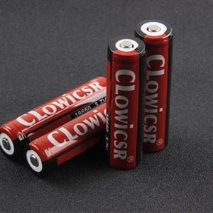 Pin lithium Clowicsr 18650 có thể sạc lại 3.7V