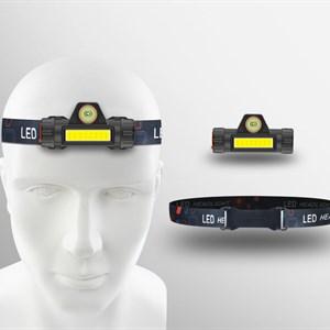 Đèn pin sạc đội đầu mini CLOWICSR