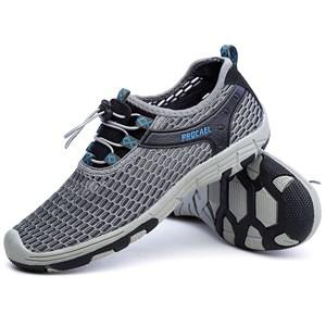 Giày lưới thể thao nam ngoài trời PROCAEL - Màu xám
