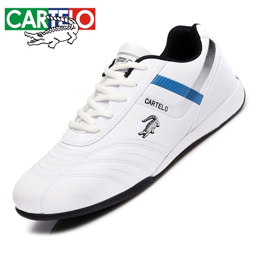 Giày thể thao nam Cartelo chính hãng - Màu trắng