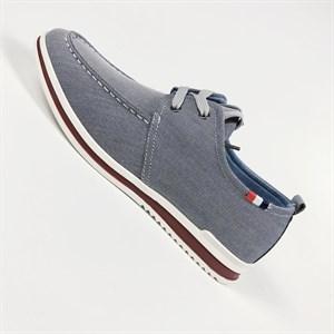 Giày vải nam buộc dây HGE