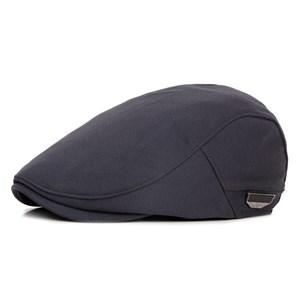 Mũ nồi beret nam WNK - Màu xám