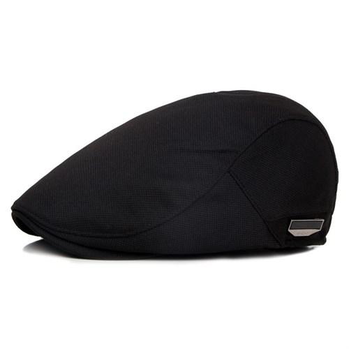 Mũ nồi beret nam WNK - Màu đen