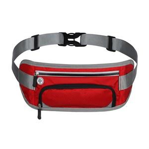 Đai túi đeo thắt lưng chạy bộ thể thao đa năng GLT SPORT - Màu đỏ