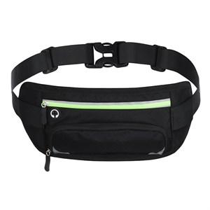 Đai túi đeo thắt lưng chạy bộ thể thao đa năng GLT SPORT - Xanh đen