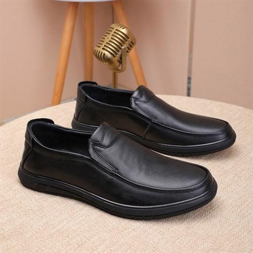 Giày lười da nam công sở BAYEKS
