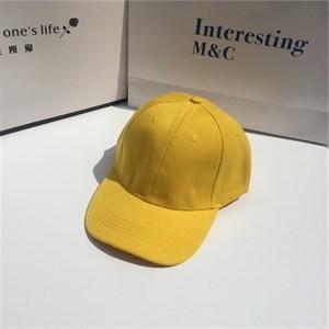 Mũ lưỡi trai Unisex du lịch - Màu vàng