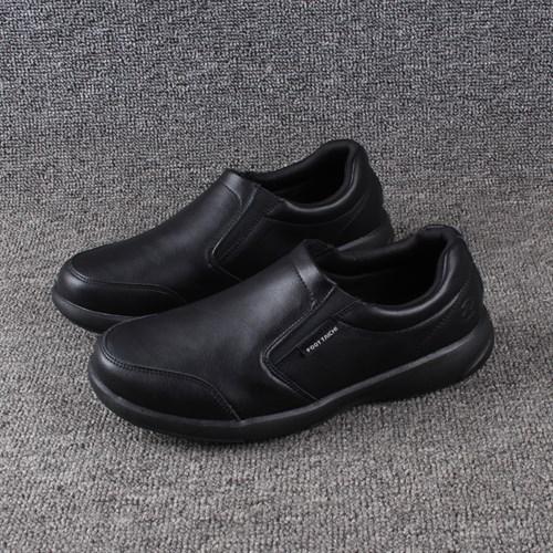 Giày lười da nam trung niên đế mềm FTC