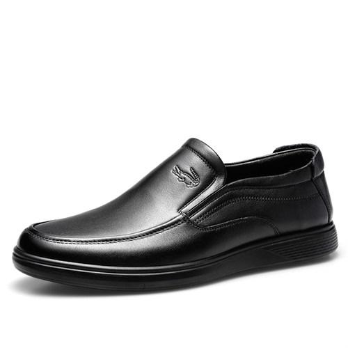 Giày da nam cá sấu Cartelo