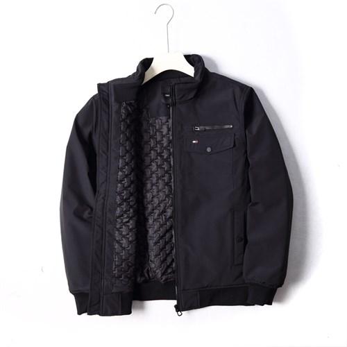 Áo khoác nam mùa đông FE21 - Màu đen