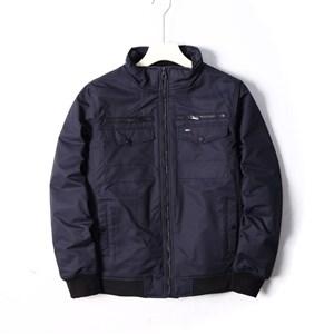 Áo khoác nam mùa đông FE21 - Màu xanh