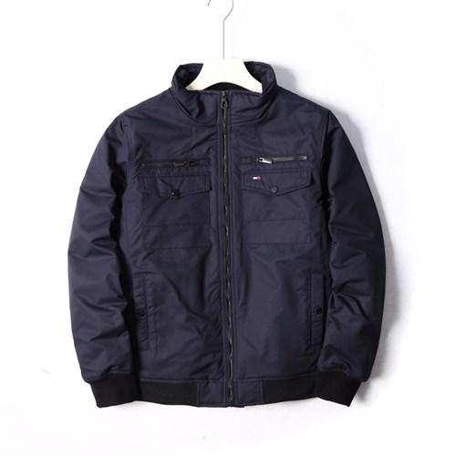 Áo khoác nam mùa đông FE21 - Màu xanh L