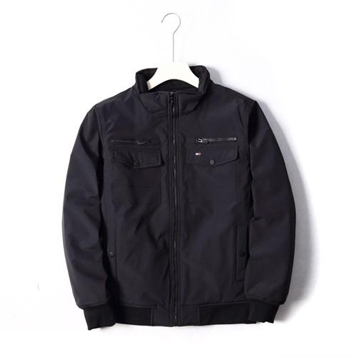 Áo khoác nam mùa đông FE21 - Màu đen 2XL