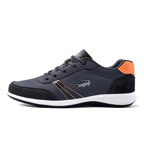 Giày thể thao nam Cartelo cá tính - Xám 39