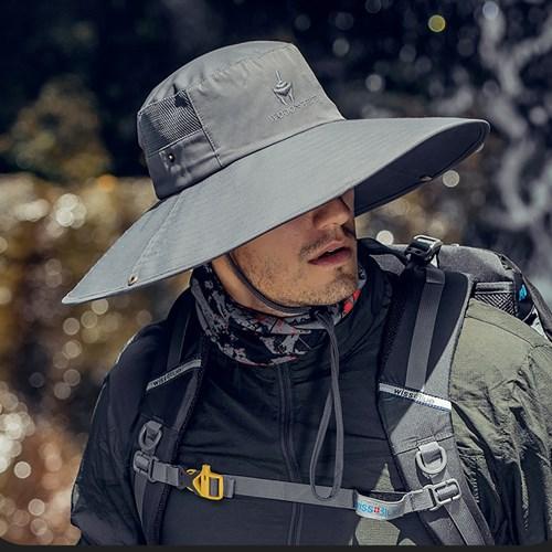 Mũ chống nắng nam vành rộng WODONBLE