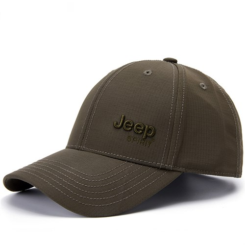 Mũ lưỡi trai Jeep Spirit - Xanh quân đội