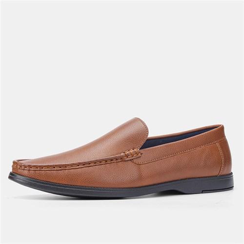 Giày lười da nam BMS