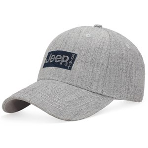 Mũ lưỡi trai chính hãng JEEPSPIRIT - Màu xám